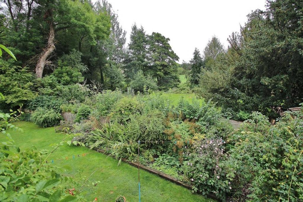 Rear Garden & View E