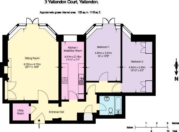 3 Yattendon Court -