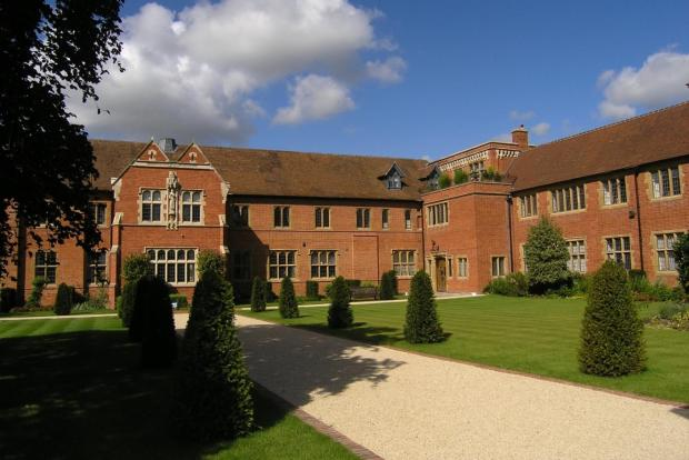 Abbey Gardens Front