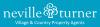 Neville Turner, Pangbourne logo