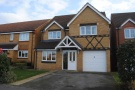 4 bed Detached house for sale in Mannock Way...