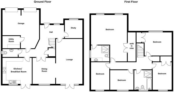 Floor plan 345a Quee
