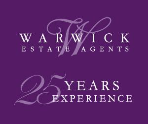 Warwick Estate Agents, Londonbranch details