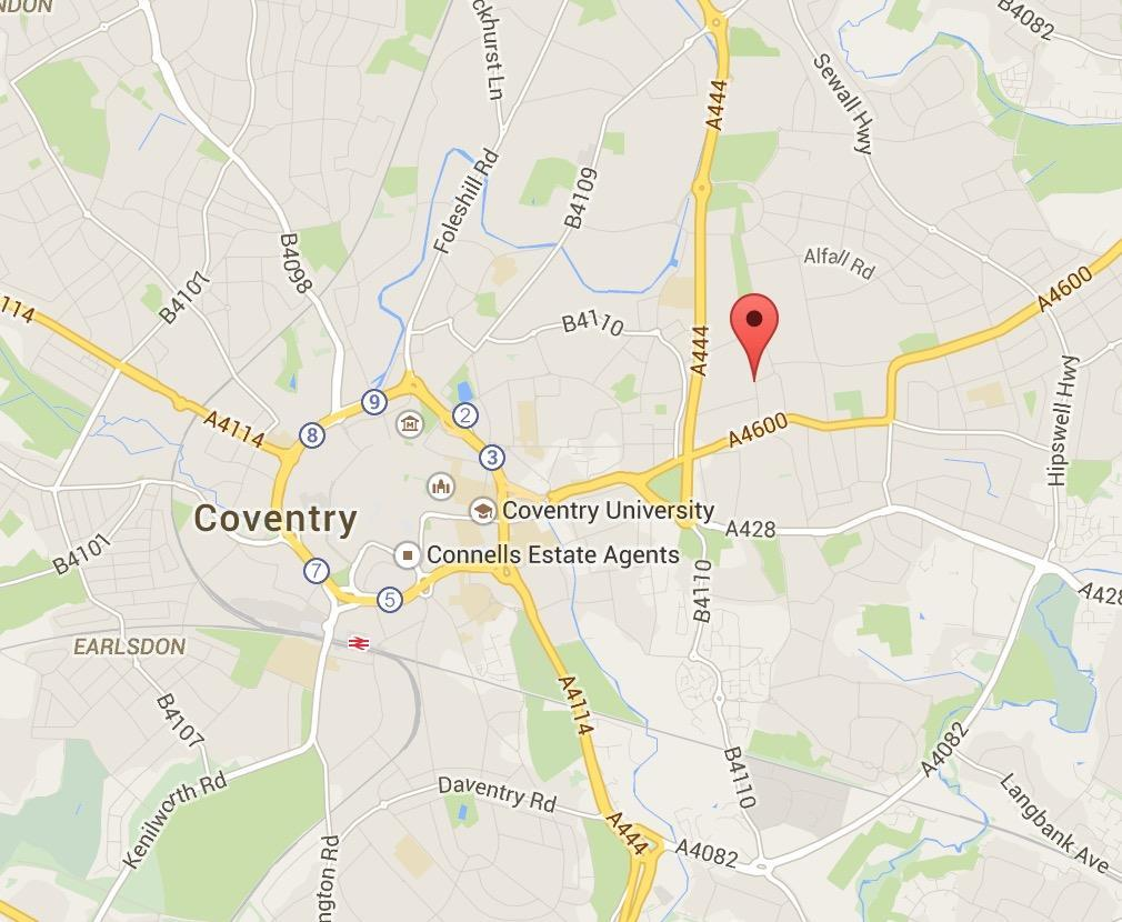 12 Bedroom Land For Sale In Clay Lane Coventry Cv2
