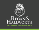 Regan & Hallworth, Wigan branch logo