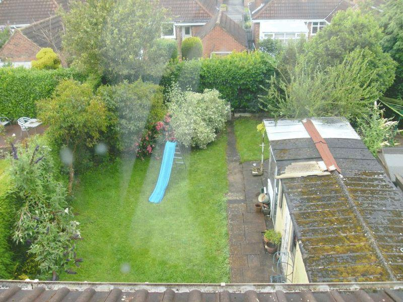 GARDEN VIEW FROM...