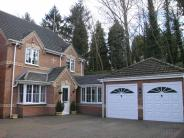 4 bed Detached home for sale in WHISTLESTOP CLOSE...