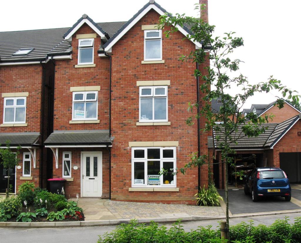 New Build House For Sale Chorlton