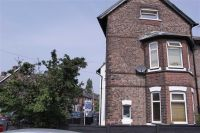 Terraced property in Algernon Street, Monton