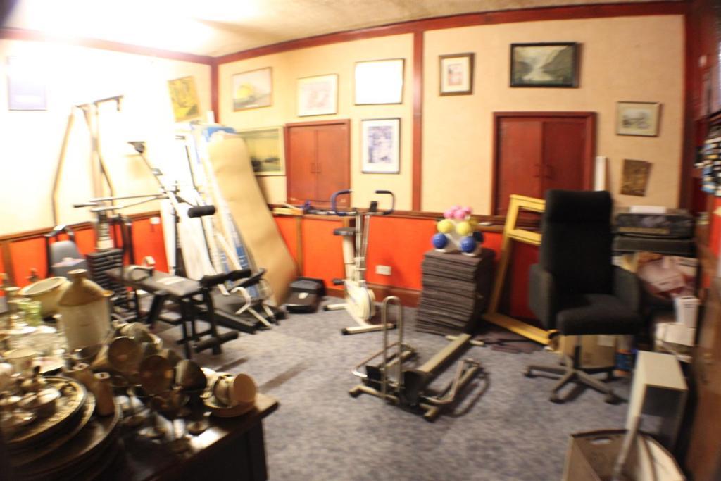 Basement - Gym Room