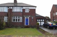 3 bed semi detached home in Lullington Road, Salford