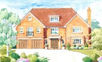 5 bedroom new property in Horsell Rise, Horsell...