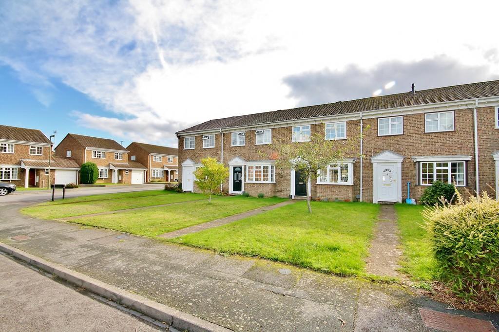 3 Bedroom Terraced House For Sale In Bisley Surrey Gu24