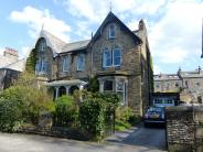 semi detached home in Grove Road, Ilkley