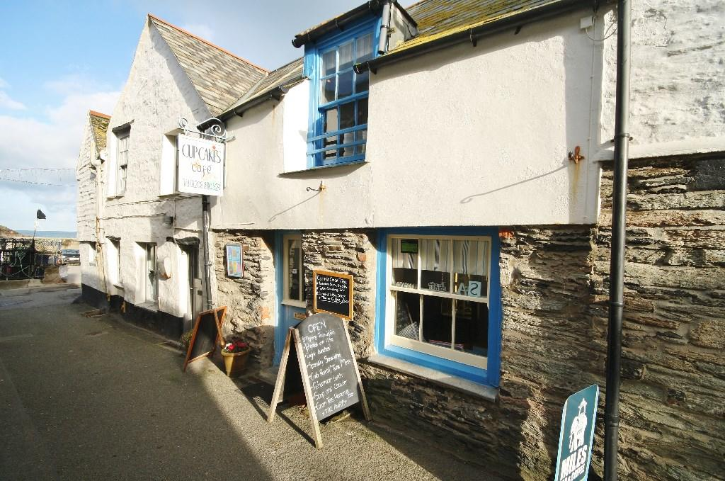 Cottage For Sale In Middle Street Port Isaac Pl29 Pl29
