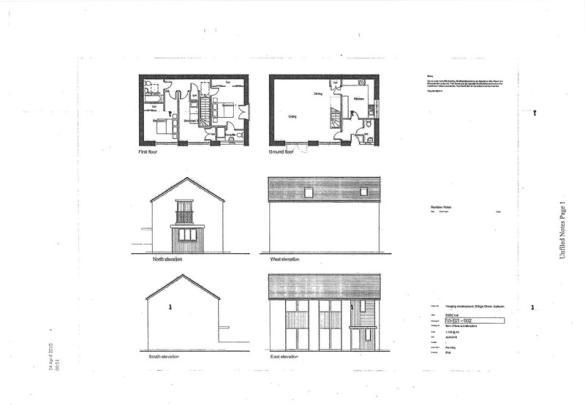 Property plans.