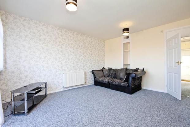 Living room towar...