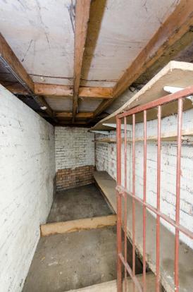 Outhouse storage