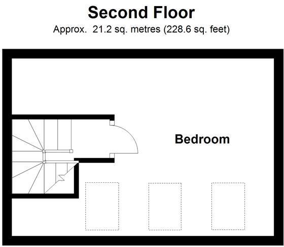Whiteacres - Floor 2