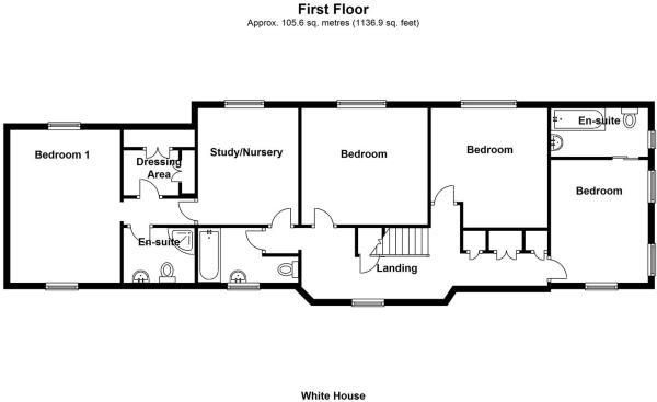 White House - Floor