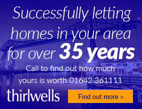 Get brand editions for Thirlwells Estate Agents and Valuers, Middlesbrough