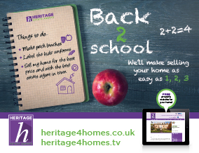 Get brand editions for Heritage Estate Agents , Yatton