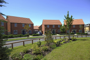 Burghfield Place by Linden Homes Midlands, Beadle Way
