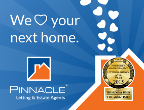 Get brand editions for Pinnacle Letting & Estate Agents, Cardiff