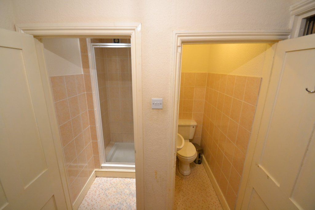 Downstairs Shower/WC