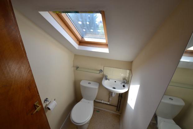 Upstairs WC