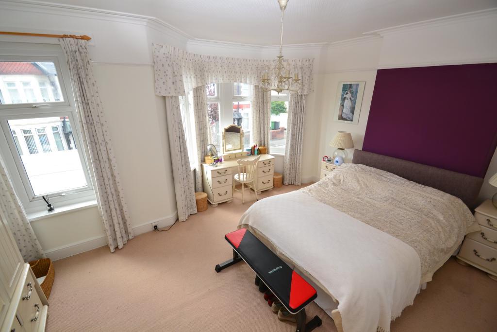 1st front bedroom