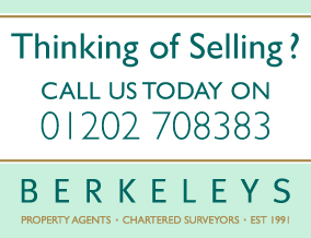 Get brand editions for Berkeleys Estate Agents, Canford Cliffs