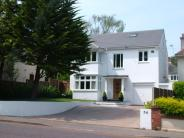 Detached home in Canford Cliffs Road...