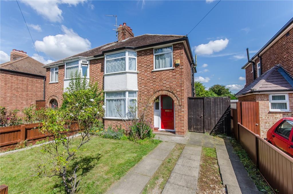 3 Bedroom Semi Detached House For Sale In Birdwood Road Cambridge Cb1