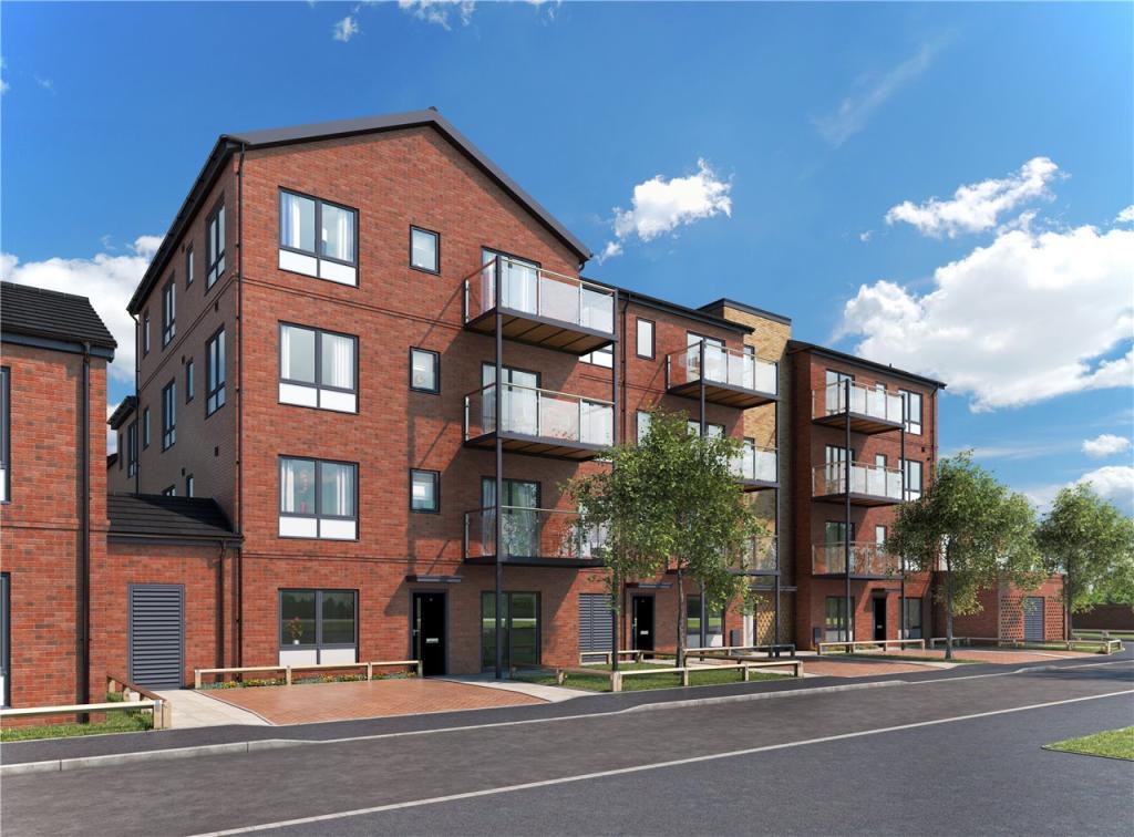 2 Bedroom Apartment For Sale In Plot 15 Aylesborough Close Cambridge Cb4