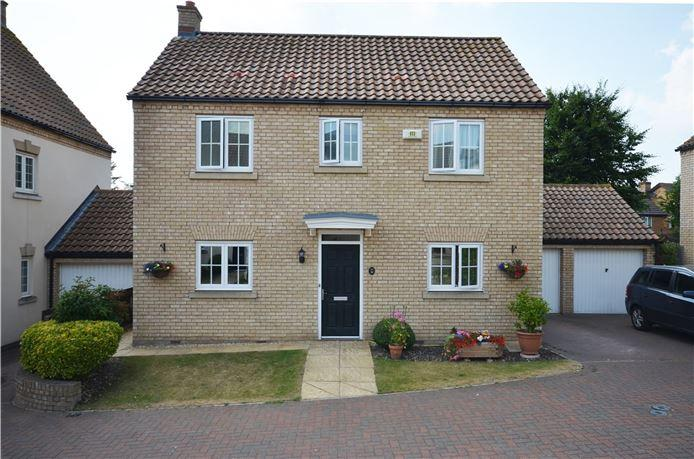 3 bedroom link detached house for sale in parsonage way linton cambridge cb21 for 3 bedroom house for sale in cambridge