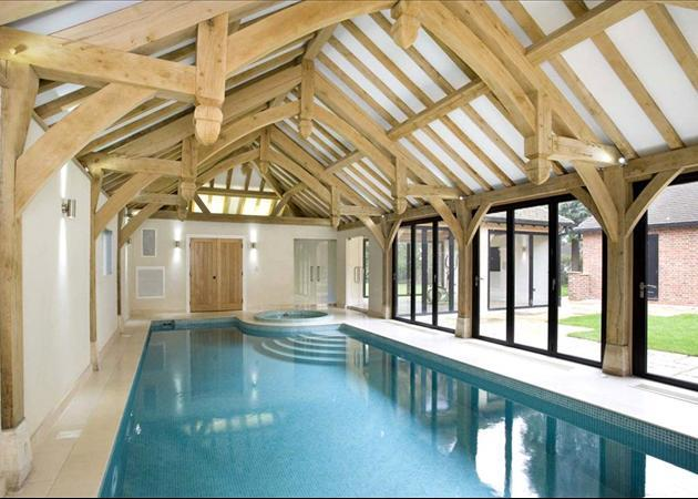 6 bedroom detached house for sale in ladywood road four Swimming pool sutton coldfield