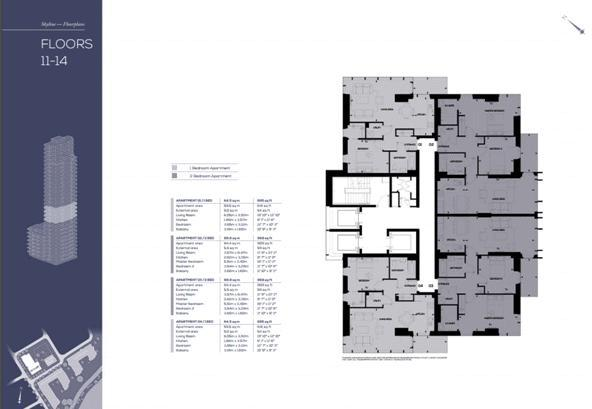Floor 11-14