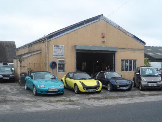 Broomheads Commercial Property