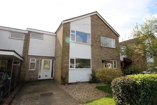 3 Bedroom Terraced House For Sale In Comberton Cambridge Cb23