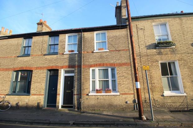 3 bedroom terraced house for sale in grafton street cambridge cb1 for 3 bedroom house for sale in cambridge