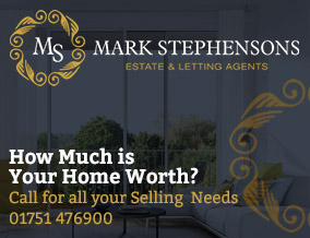 Get brand editions for Mark Stephensons, Pickering