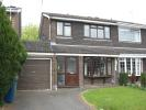 3 bedroom semi detached home in The Willows, Stone...