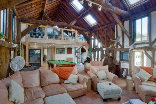 Barn Conversion/Draw