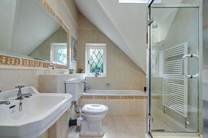 photo of white bathroom ensuite ensuite bathroom