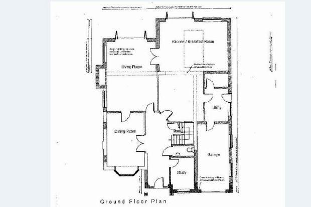 PLAN C - GROUND FLOOR