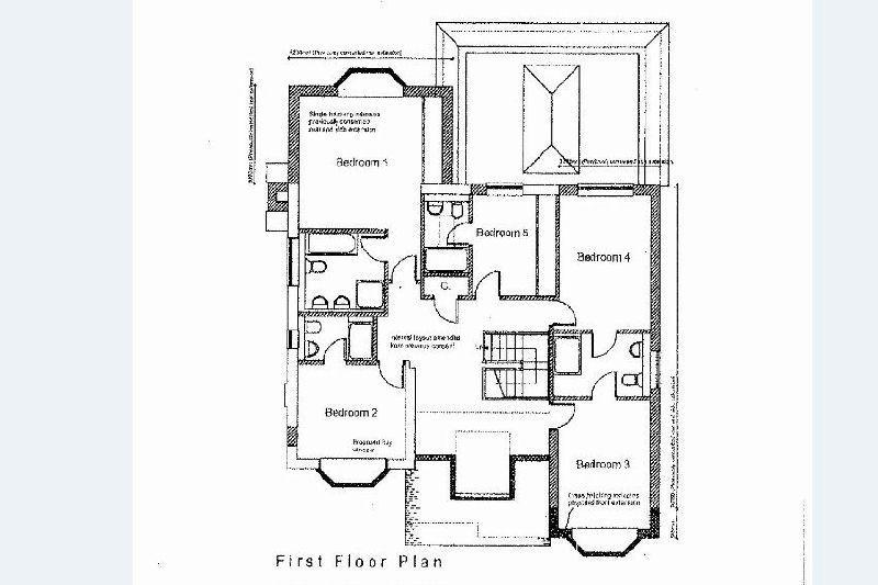 PLAN D - FIRST FLOOR