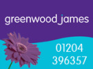Greenwood James, Bolton - Lettings logo