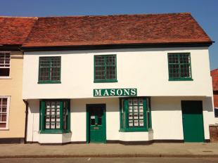 Masons Letting, Warebranch details