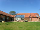 5 bed Barn Conversion in Hill House, Shop Lane...